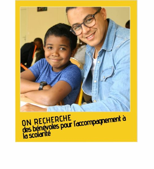 benevolat accompagnement scolaire